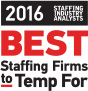 Best Staffing Firm to Temp For