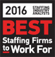 Best Staffing Firm to Work For