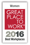 Fortune 100 Best Workplaces for Women
